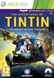 The Adventures of Tintin: The Game for Xbox 360