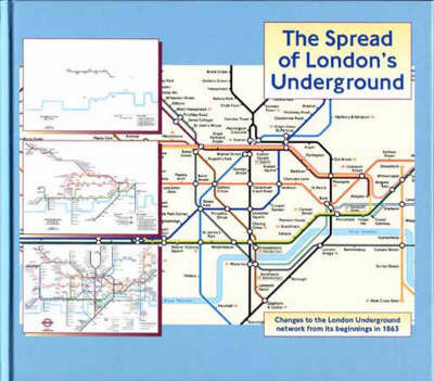 Spread of London's Underground by Tim Demuth