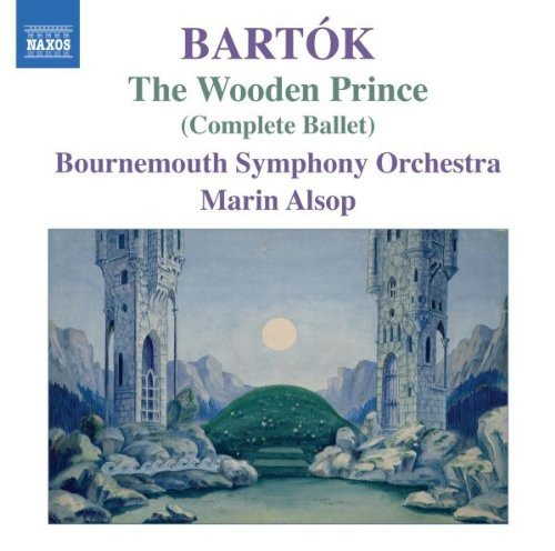 The Wooden Prince by Marin Alsop