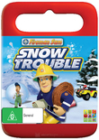 Fireman Sam: Snow Trouble on DVD