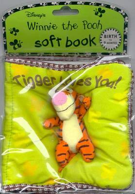 Tigger Loves You!: Winnie the Pooh by Walt Disney