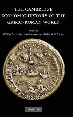 The Cambridge Economic History of the Greco-Roman World image