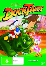 DuckTales - Vol. 2 on DVD