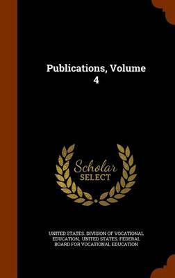 Publications, Volume 4 image