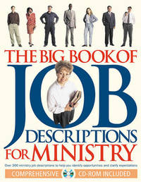 The Big Book of Job Descriptions for Ministry by Larry Gilbert image