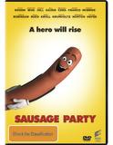 Sausage Party DVD