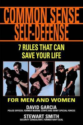 Common Sense Self-defense by David Garcia image