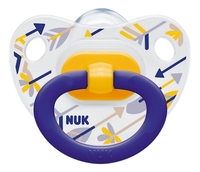 NUK: Classic Silicone Soother - 0-6 Months
