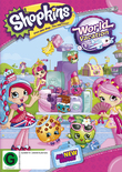 Shopkins - World Vacation on DVD