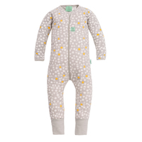 Ergopouch Winter Sleep Suit 2.5Tog 1 Yr Triangle Pop