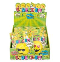 Squeez-em's - Scented Smiley (Small)