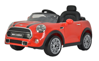 Toyrific: Electric Ride-on - Mini Cabrio 12V (Red)