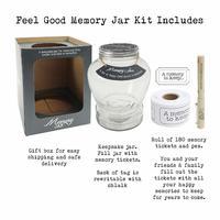 Memory Keepsake Jar - Feel Good image