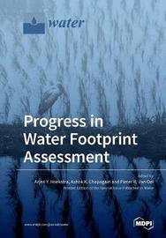 Progress in Water Footprint Assessment image