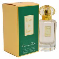 Oscar De La Renta: Live In Love Perfume (EDP, 100ml)