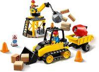 LEGO City: Construction Bulldozer - (60252) image