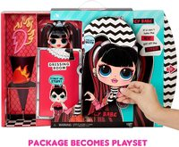 LOL Surprise!: O.M.G Dolls S4 - (Spicy Babe)