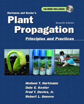 Hartmann and Kesters Plant Propagation: Principles and Practices by Dale E. Kester image