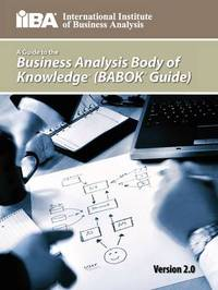 A Guide to the Business Analysis Body of Knowledge(R) (BABOK(R) Guide) image
