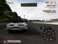 Enthusia Professional Racing for PlayStation 2 image