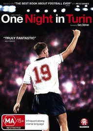 One Night in Turin on DVD
