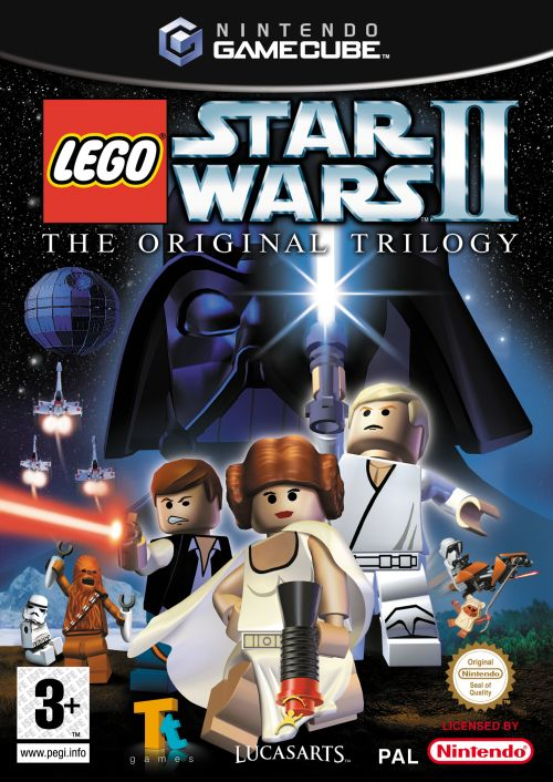 LEGO Star Wars II: The Original Trilogy for GameCube image