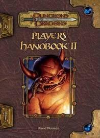 Player's Handbook: Bk. 2 by David Noonan image