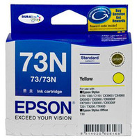 Epson Ultra Ink Cartridge 73N (Yellow)