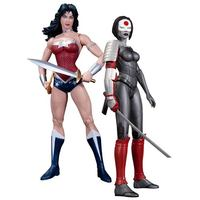 Wonder Woman and Katana New 52 Action Figure 2 Pack