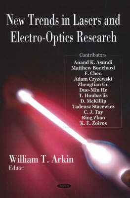 New Trends in Lasers & Electro-Optics Research
