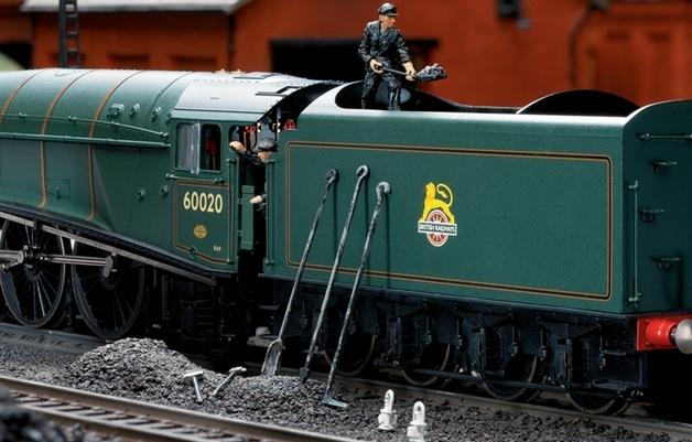 Hornby Locomotive Super Detail Pack
