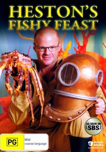 Heston's Fishy Feast on DVD