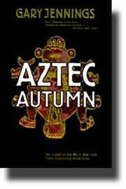 Aztec Autumn by Gary Jennings image