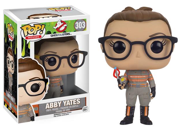Ghostbusters - Abby Yates Pop! Vinyl Figure