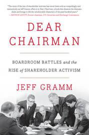 Dear Chairman by Jeff Gramm