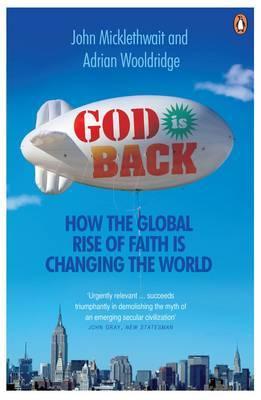 God is Back by Adrian Wooldridge