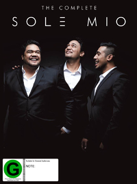 The Complete Sol3 Mio - Super Deluxe Edition on DVD
