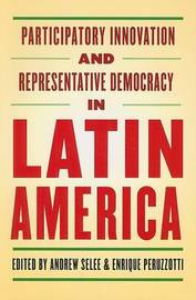 Participatory Innovation and Representative Democracy in Latin America image