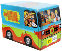 Scooby-Doo: The Mystery Machine Collection on DVD