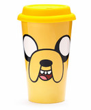 Adventure Time: Jake Face - Ceramic Travel Mug