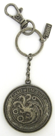 Game of Thrones Targaryen Shield Keychain