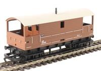Hornby: SR Brake Van