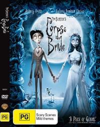 Tim Burton's Corpse Bride on DVD image