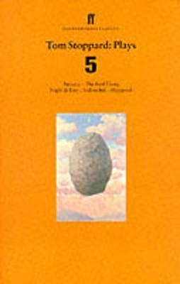 Tom Stoppard Plays 5 by Tom Stoppard