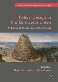 Policy Design in the European Union