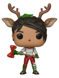 Fortnite - Red-Nosed Raider Pop! Vinyl Figure