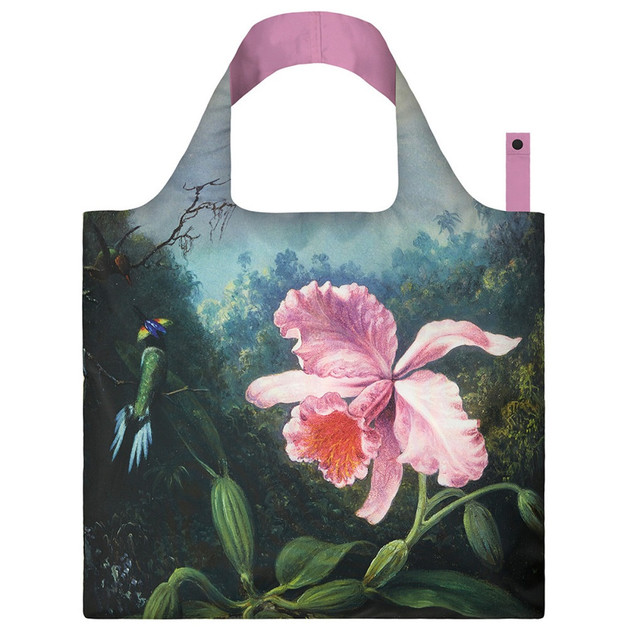 Loqi: Shopping Bag Museum Collection - Still Life With Orchid