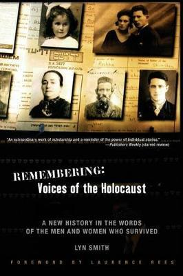 Remembering: Voices of the Holocaust by Lyn Smith image