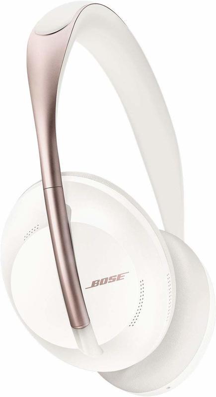 Bose: Noise Cancelling Headphones 700 - Soapstone (White)