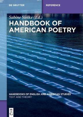 Handbook of American Poetry
